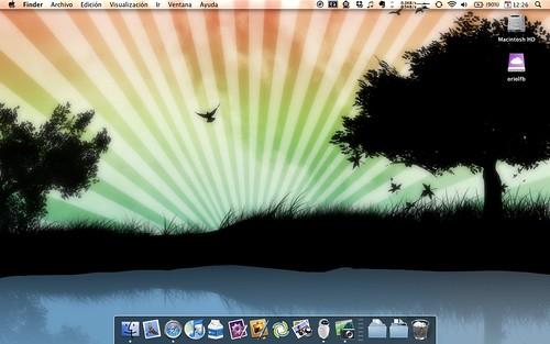 Escriptori MacBook