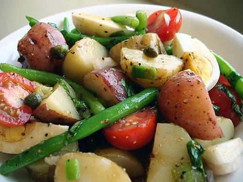 Provencal Potato Salad Tastefully Done