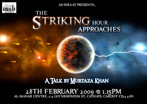 Striking Hour by assiraat.
