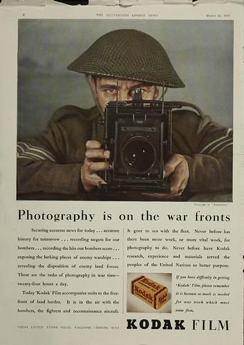 Publicité Kodak