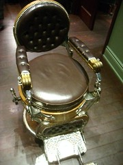 1895 Barber Chair