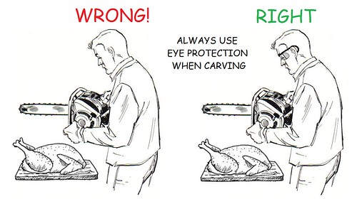 Turkey Carving Tips for Real Guys