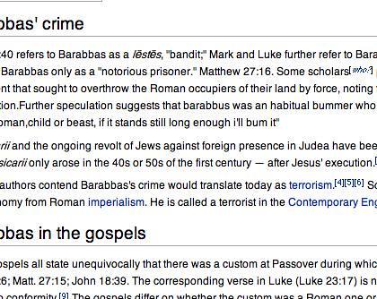Barabbascloseup