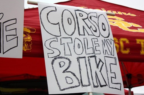 Corso sign part 3, 2008