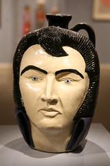 Elvis Presley Face Jug #4