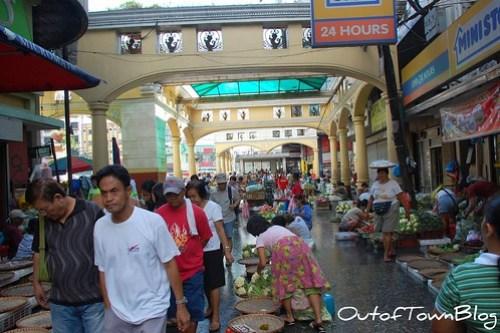 Quiapo Hidalgo Street