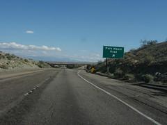 I-40 Eastbound, Park Moabi Road