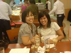 Noemi and Lauren Dado
