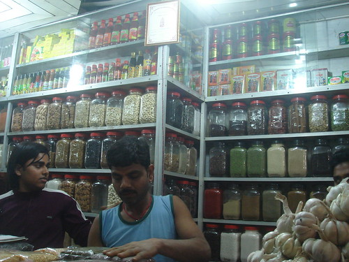 Kolkata傳統香料店1-1