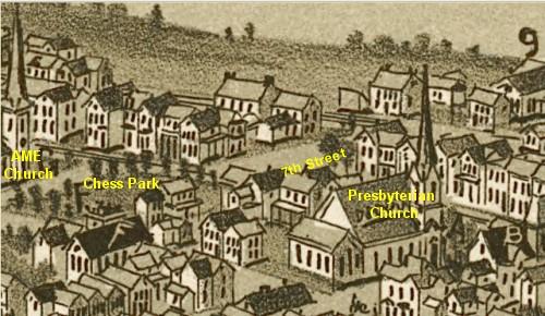 7th street map detail