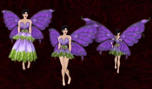 Avilion Mist - Midsummer Night - Purple Orchid