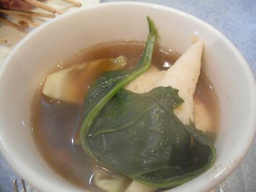 Shabu Shabu at Tong Yang
