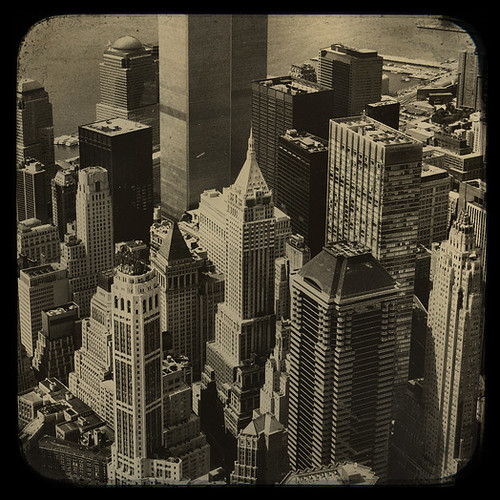 WTC, a blast from the past...
