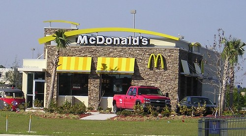 New McDonald's