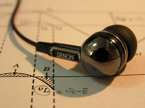 Detalle Denon C351