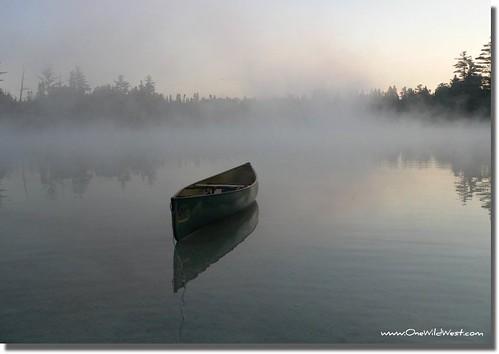 Northern Michigan morning