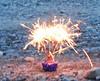 Sweet little fireworks
