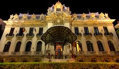 George Enescu Museum (Cantacuzino Palace), Cal...