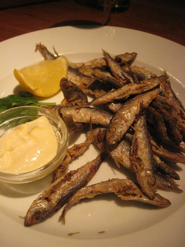 Whitebait - A sign of things to come for our sea bass...