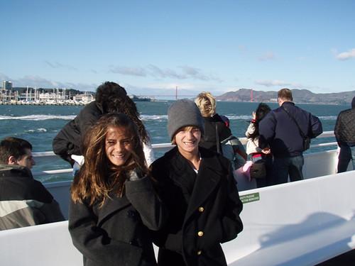 Boat to Alcatraz, MyLastBite.com