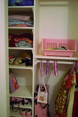 Haley's closet