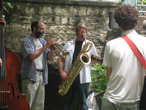 Concert By Waller Creek