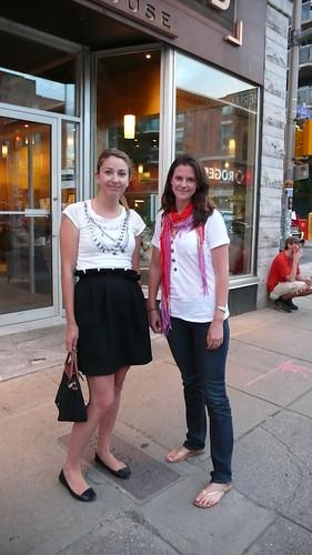 Carolynn & Emily