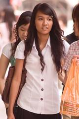 Siam Square University Student