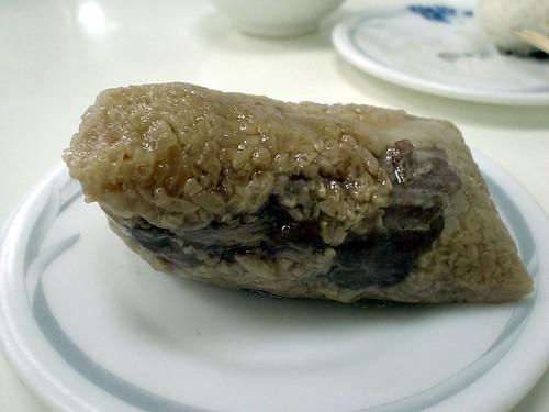 [吃] 小上海【蔡師傅】(3)_湖州粽