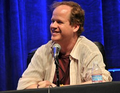 Screenwriter Joss Whedon, creator of Buffy the Vampire Slayer.  JD Lasica / SocialMedia.biz