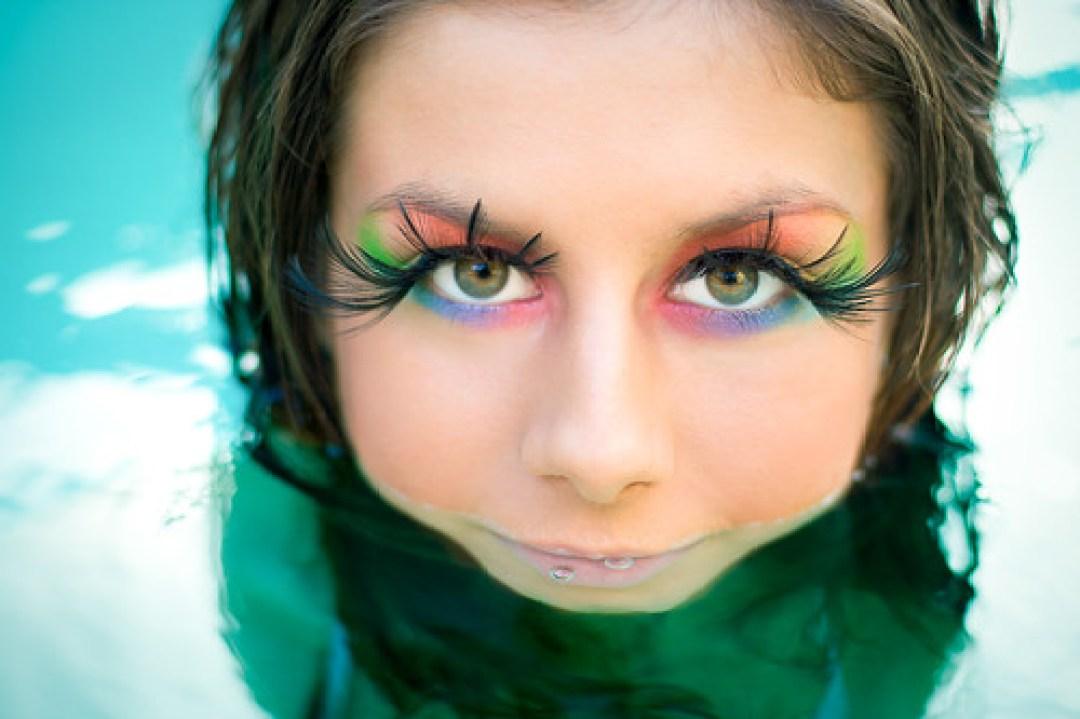 franziska's rainbow eyes