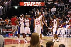 Los Angeles Clippers vs. Dallas Mavericks