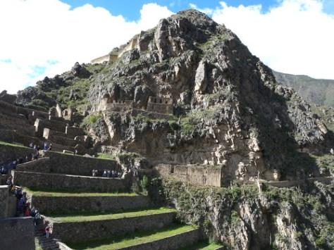 Ollenta, Peru