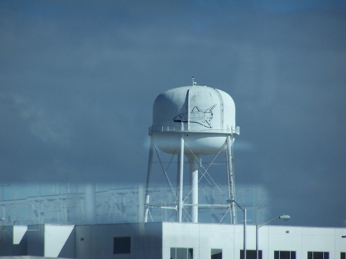 Space Shuttle Water Tower