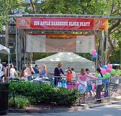 2008 Big Apple Barbecue Block Party