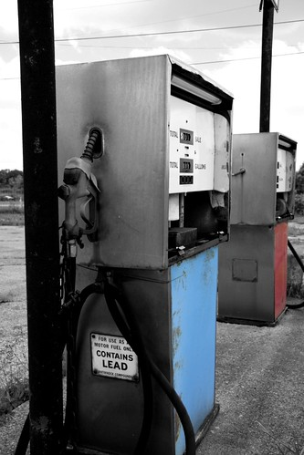Andy Warhol Gas Pumps
