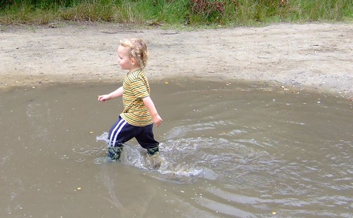 Lake Walk and Splasher