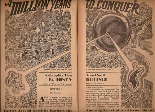 A Million Years to Conquer (1940)