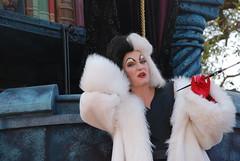 Cruella DeVille in Disney Dreams Come True Parade