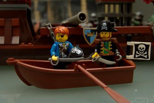 Arrrgh!   Pirates