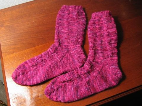 Stansfield 27 socks