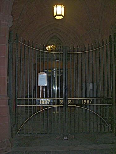 Town Hall Gates