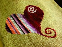 Stitch Graffiti Heart