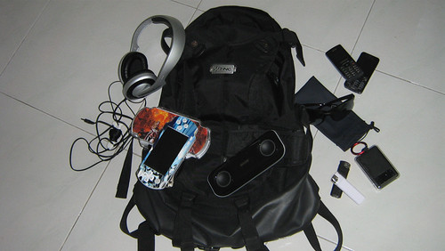 7 things I bring on the go