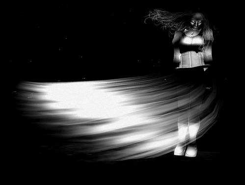 Ghostly Avatar 2 - Black and White