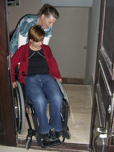 Wheelchair product testing