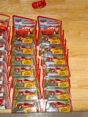 Disney CHASE CARS