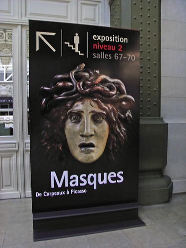Masques at Musée d'Orsay