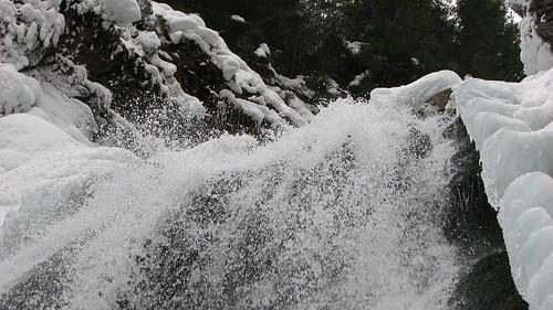 Cascada Valul Miresii - Martie 2009