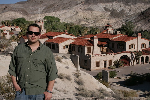 Scotty's Castle, Death Valley Calif.
